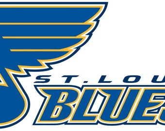 St. Louis Blues NHL Decal/Sticker