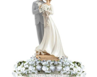 Legacy of Love Wedding Cake Topper Cake-A-Licious