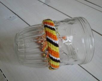 Friendship Bracelet, Yarn Bracelet