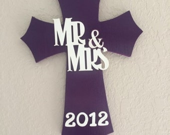 Wedding / Anniversary Cross