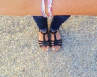 "Vitae Bracelet (""Cotton Candy"")"