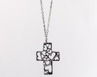 Cross of Love Necklace