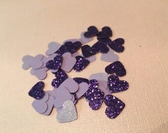 Purple Heart Confetti