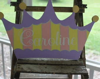 Personalized Princess Crown