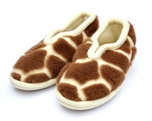 Merino Wool Slippers Bow , Soft Shoes , Boots  House Shoes  , Booties , clogs, Women or Men , Warm and comfortable , Non Slip Leather Soles
