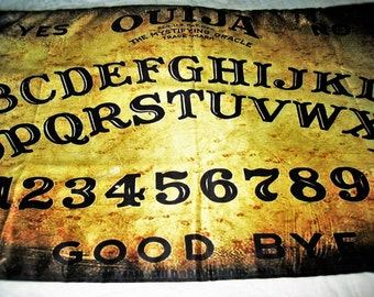 "FREE U.S. SHIPPING - 2 Ouija Board Pillow Cases - 20"" x 36"""