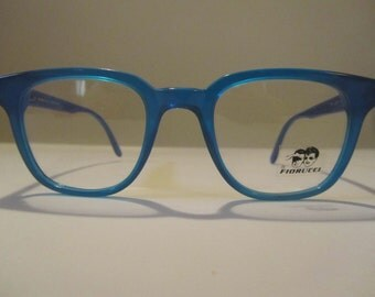 Vintage eyeglasses Fiorucci made in Italy NEW col977 NEW year 1990 fc5