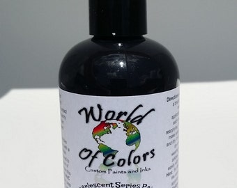 Nubian Princess Pearlescent World of Colors Acrylic Paint