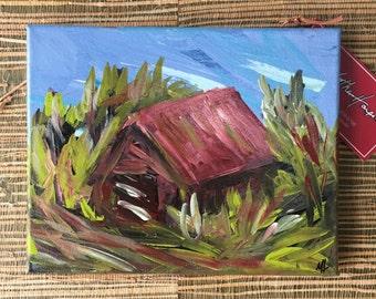 Mississippi Delta Barn