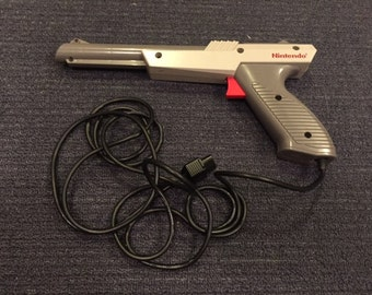 Vintage Nintendo Entertainment System Zapper Gun