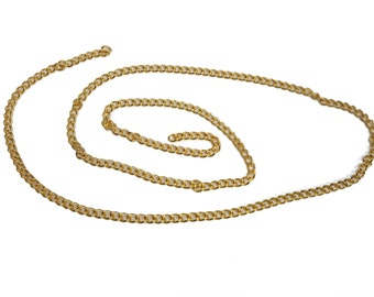 Gold Handbag chain 120 cm (H0005)
