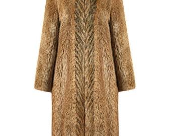 Fendi Beaver Fur Coat