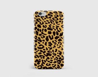 Leopard Print iPhone Case, Spotty Print, Animal Print, Spot Pattern, Leopard Spots, Phone Case Cover iPhone 6 iPhone 5 iPhone SE \ hc-pp015