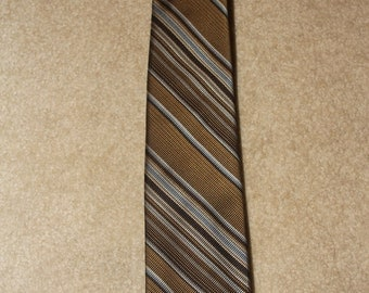 Vintage Authentic Barney's New York Silk Tie