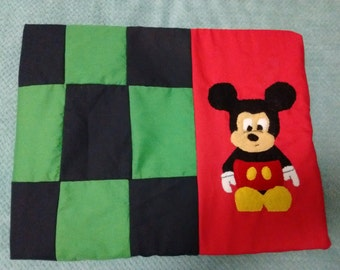 Vinylmation Mickey Mouse inspired Cat / Dog Bed *handmade*