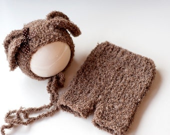 Sheep SET newborn Brown