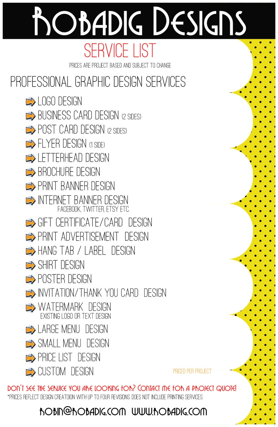 Business card graphic design rates choice image card design and business card graphic design rates image collections card design business card graphic design rates images card reheart Gallery