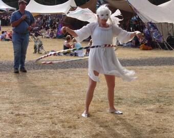 White Fairy or Renaissance Faire Costume