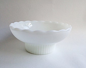 E. O. Brody and Co Milk Glass Bowl