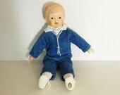 Prince William Porcelain Doll, Boy No. 1