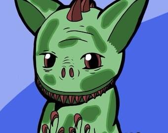 Little Green Goblin