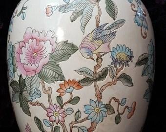 Porcelain Macau Vase Etsy