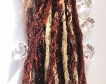 "synthetic dreads DE, crochet, 20 ""-32"" + special offer - free shipping / postage"