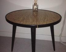 Vintage formica top coffee table by Homeworthy