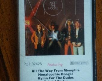 Mott the Hoople - Mott Cassette