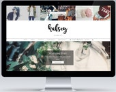 SALE ! Halsey | Responsive Blogger Template