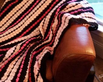 Thick n' warm cuddle Afghan