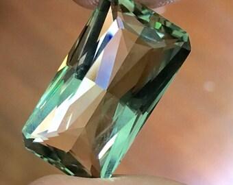 Prasiolite 16x29mm Green Amethyst  item13