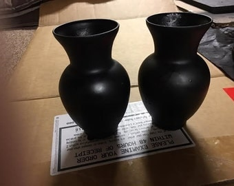 Rounded Bud Vases