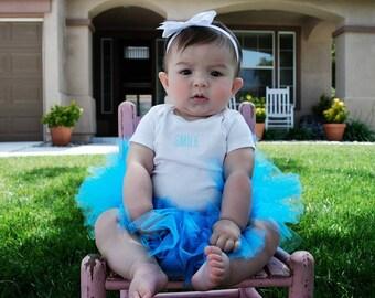 Sweet Blue tutu