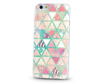 Triangle Away - iphone 6s case, clear iphone 6 case, clear iphone case ,clear iphone cases