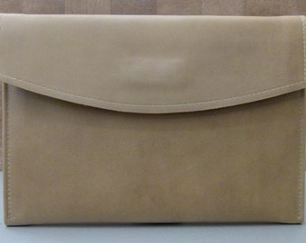 """Leather case for Tablet, Surface Pro, MacBook, size 11 """"custom-made in 22 different up 13""""colors"""
