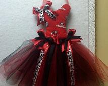 UGA hair bow holder