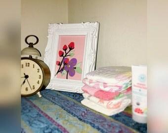 Flowers Nursery/Children's Room Painting
