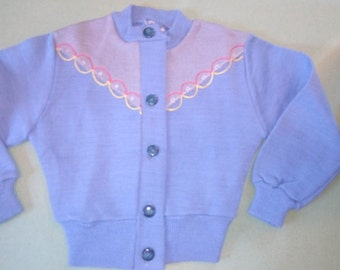 authentic jacket 1950 s old child stock