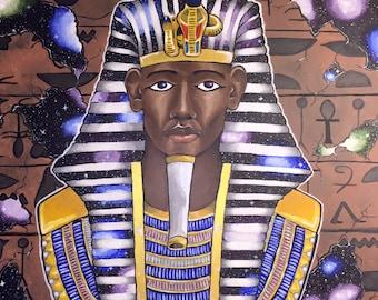 Galaxy Pharaoh
