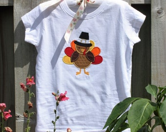 Thanksgiving Turkey Infant Onsie/ Toddler Tshirt