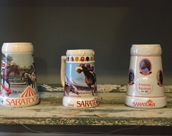 Saratoga Race Course Beersteins/Tankards