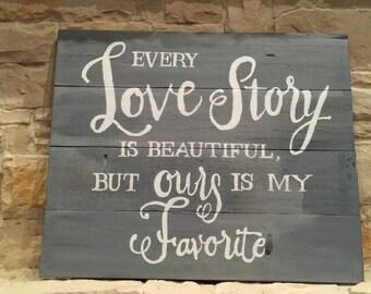 Love Story on Cedar