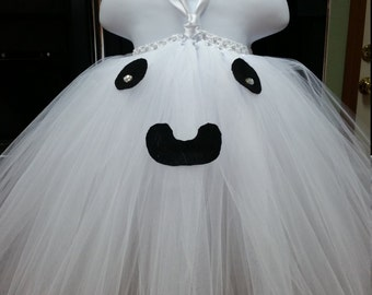 Halloween Ghost tutu costume