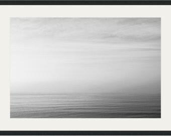 No Horizon - Framed Photo