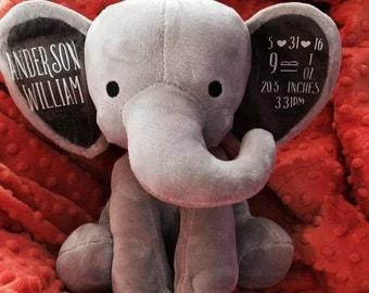 Baby Statistic Elephant