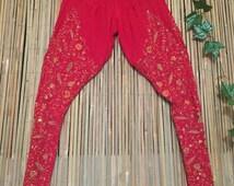 Harem Embellished Trousers