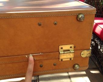BIRTHDAY SALE through 8/15! Vintage Hartmann Luggage Large 26
