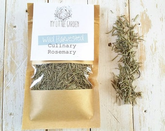 Organic Rosemary, Dried Rosemary, Wild Rosemary, Culinary Herbs, Culinary Rosemary, Organic Herbs, Cooking Herbs, Greek Herbs, Botanical