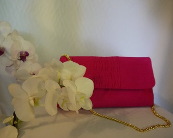 100% Silk Dupion Occasion Bag
